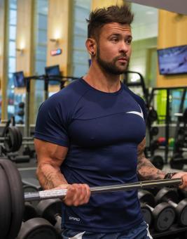 Herren Dash Training Shirt S182M