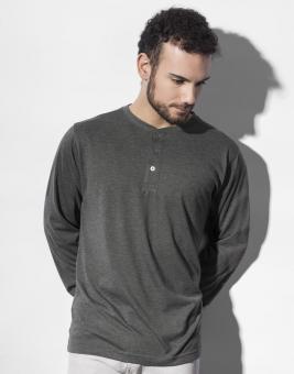 Aden Herren Henley T-Shirt