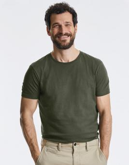 Herren Authentic T-Shirt Pure Organic