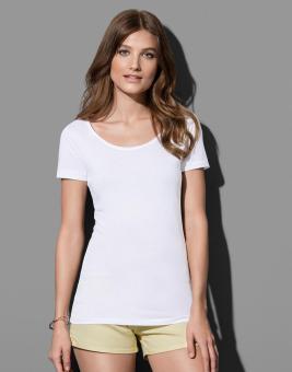 Finest Cotton-T-Shirt Damen