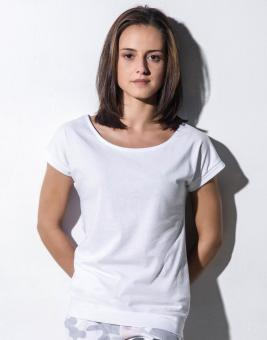 Lisa - Damen Batwing T-Shirt