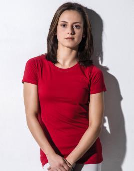 Ruth - Damen Organic Fitted T-Shirt