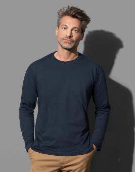 Classic-T-Shirt Langarm