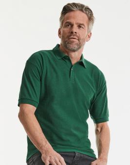 Poloshirt Mischgewebe