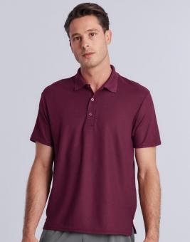 Performance® Double Piqué Poloshirt