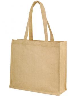 Calcutta Long Handled Jute Einkaufstasche