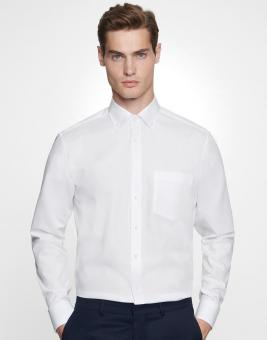Modern Fit Hemd Langarm Button Down